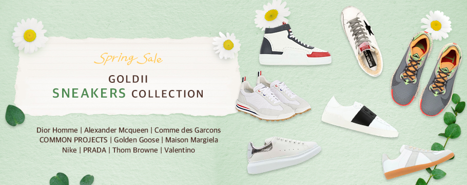 GOLDII SNEAKERS COLLECTION