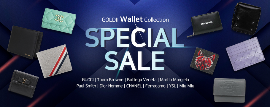 GOLDII WALLET COLLECTION