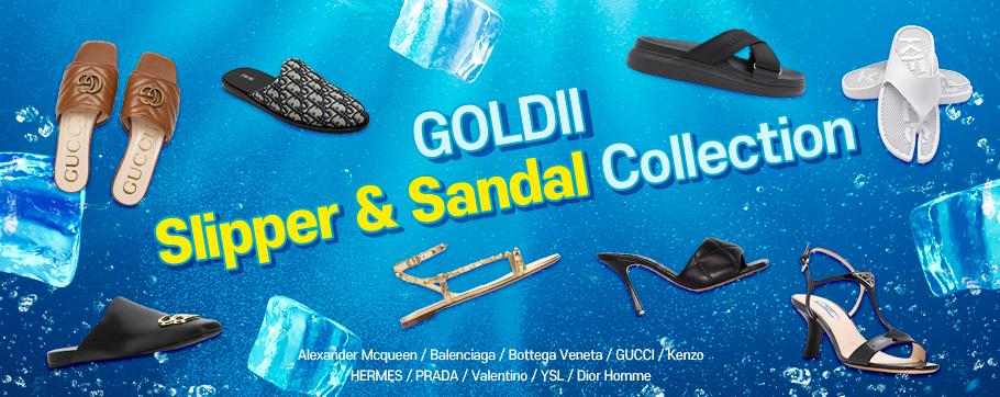 Slipper & Sandal Collection
